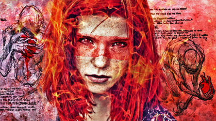 In Flames3 by Ethneomystica
