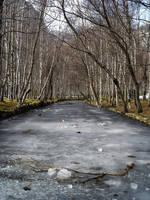 Frozen River by NunoPires