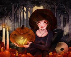 Samhain by minimonster777