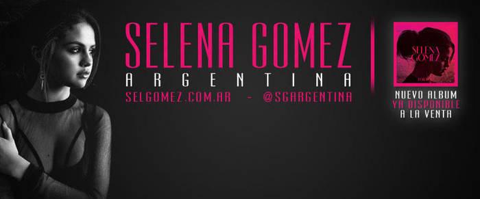PORTADA SELENA GOMEZ ARGENTINA by FedeLeMoglieEdition