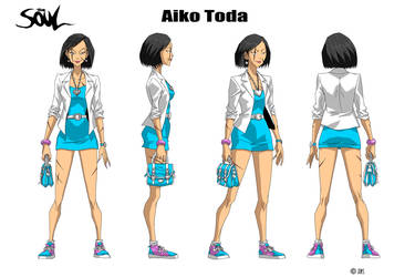 Aiko Toda by WinstonWilliams