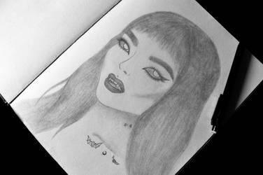 Vampira by aashler