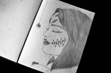 Arachnia by aashler