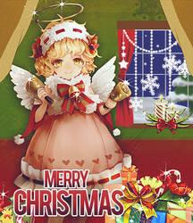 Christmas Angel by WatteBlume