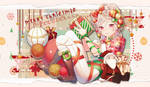 Merry Christmas - Happy Holidays by WatteBlume