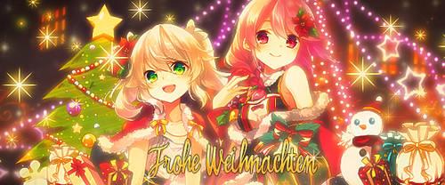 FroheWeihnachten by WatteBlume