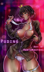 Puding by mantamasters-art