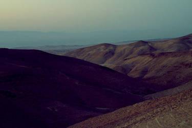 The Desert by DAIsrael