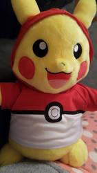 Pika pikachu by Katanatix