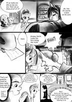It's Not My Fault I'm a Horse pg4 by DLowell