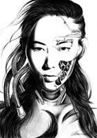 Cyborgini by laycass