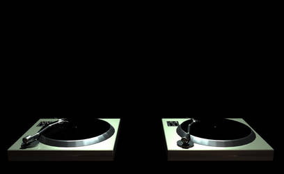 Two dj pickups by kernill
