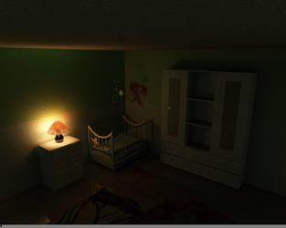 Baby room by kernill