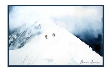 64 Mountains by Stasushka