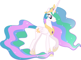 Princess Celestia by spier17