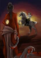 Red MAMAs Hunt by Satsu78
