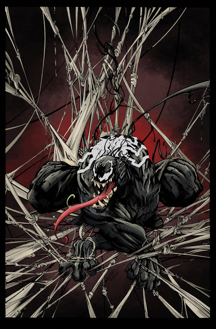 venom by sandoval art by LaytonMaes