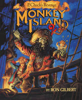 Monkey Island 2 clean-cover by Plamdi
