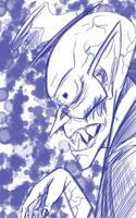 Daily Sketch: Nosfi by Hunchy