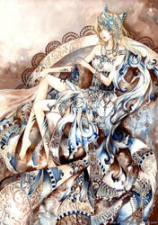 Commision - Shizuzakka by laverinne