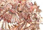 Warrior Dream by laverinne