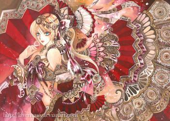 Last Scarlet by laverinne
