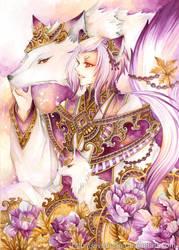 Fox by laverinne