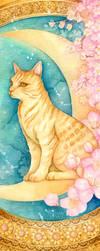 Fantasy Sky by laverinne