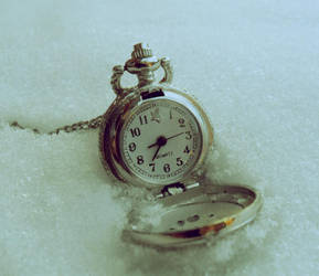 Frozen In Time III by ThePsykoAlien