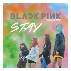 Blackpink Stay Album Cover