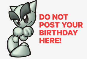 Birthday Stop by birthdays
