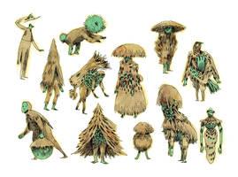 Saplings by NeverRider