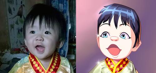 My niece by Shaolinyan89