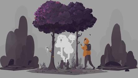 Spook by Ullbors