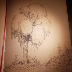 Midtone Tree by Ullbors
