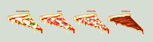 Pizzas by Nikimuk