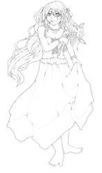 Lilium by morana-sama