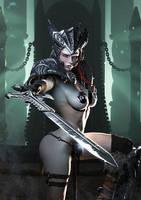 Slayer Kadis by supersolidusnake