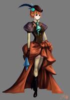 Lady by Mr-JojoManga