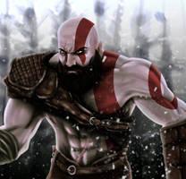 Kratos by PatoIV