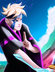 Boruto by PatoIV