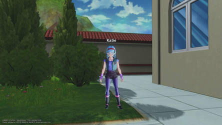 Katie's outfit by Megaslightzx
