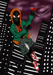 Miles Morales by BladeWithin