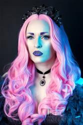 Halloween Queen by Vanderstorme