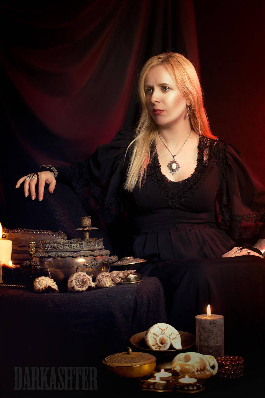 Good Witch by Vanderstorme