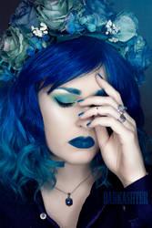 - BLUE - by Vanderstorme