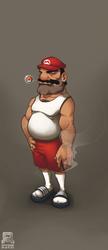 where's my mushroom by Bad-Blood