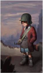 war kid revamp by Bad-Blood