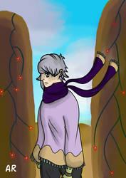Octopath Traveler: Therion by ArikoLadyKawaii