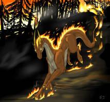 Burn It All Down by felineflames